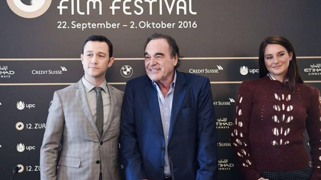 Oliver Stone vermisst alte Medienkonferenzen