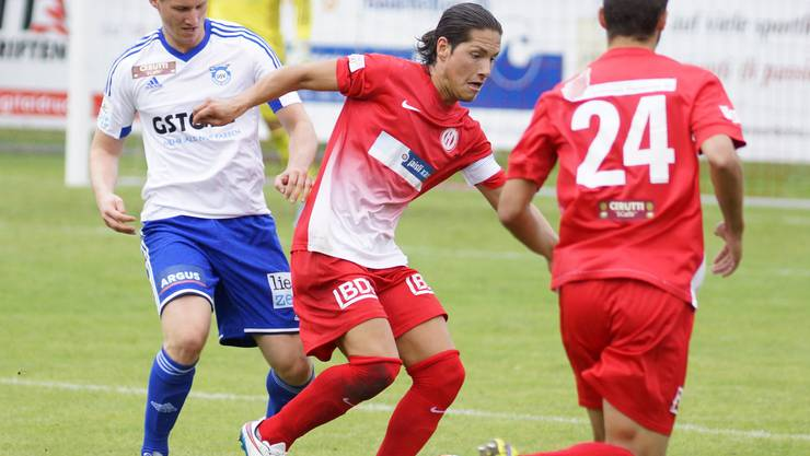Der FC Dietikon gewinnt mit 4:2 gegen FC Wohlen 2 (Symbolbild/Archiv).