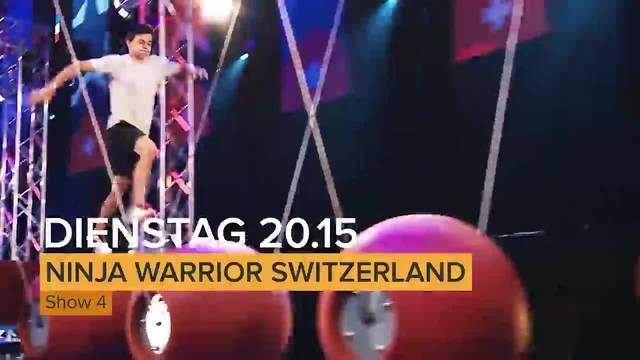 Trailer Ninja Warrior Switzerland S01E04 KW45