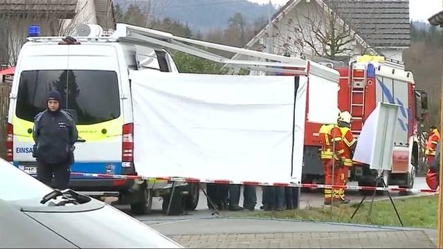 Vierfachmörder von Rupperswil verlangt Therapie