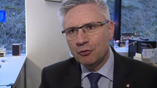 Gemeindeammann Glarner will: «Weniger Belastung mit Unsinn, nicht mehr Lohn»