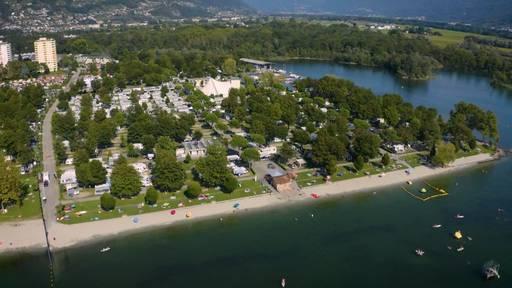 +41 Spezial: Ansturm auf grössten Campingplatz der Schweiz