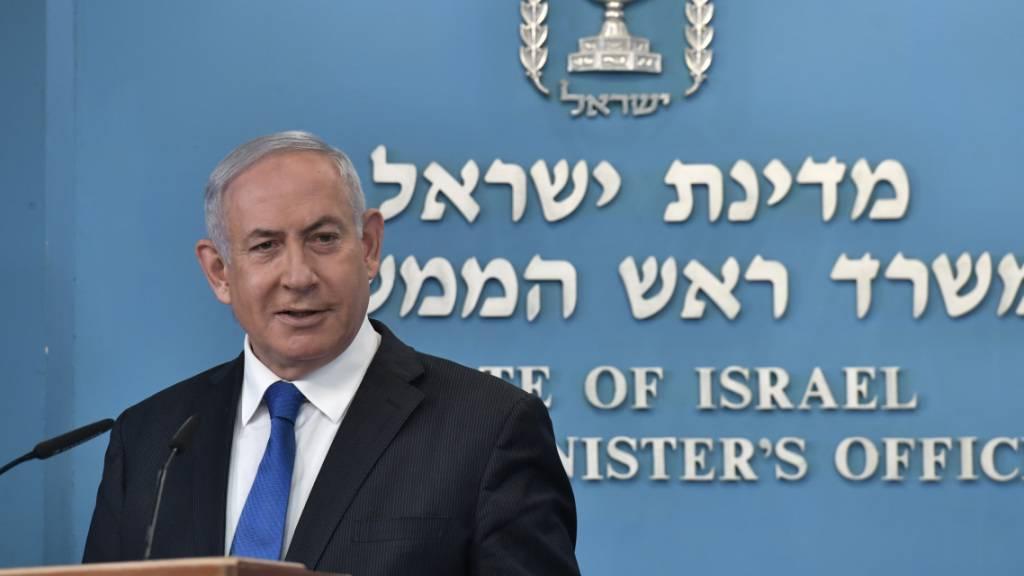 Israels Regierung billigt Abkommen mit Emiraten abschliessend
