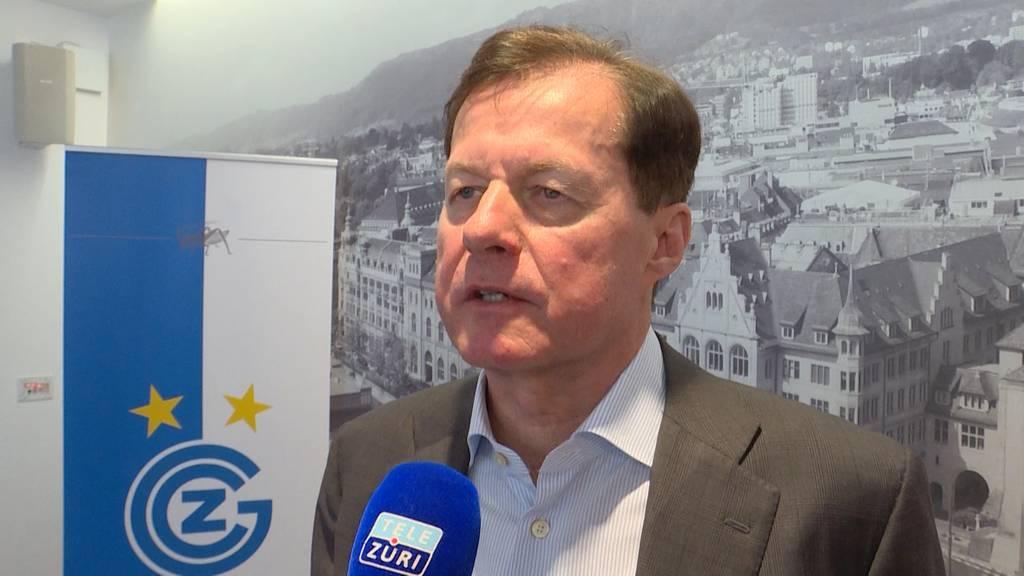 Stephan Rietiker neuer GC-Präsident