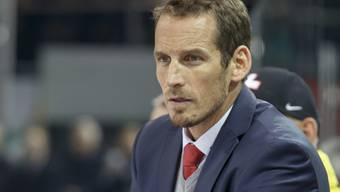 Patrick Fischer strebt mit der Schweiz an der WM den Einzug in die K.o.-Runde an