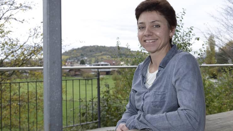 Christine Kaufmann will für die EVP das Gemeindepräsidium in Riehen verteidigen.