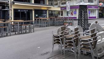 Zwischen 23 und 6 Uhr geschlossen: Für beide Basel gilt ab Samstag die Sperrstunde.