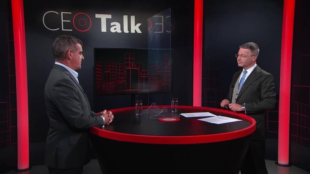 «CEO Talk» mit Peter Spuhler von Stadler Rail