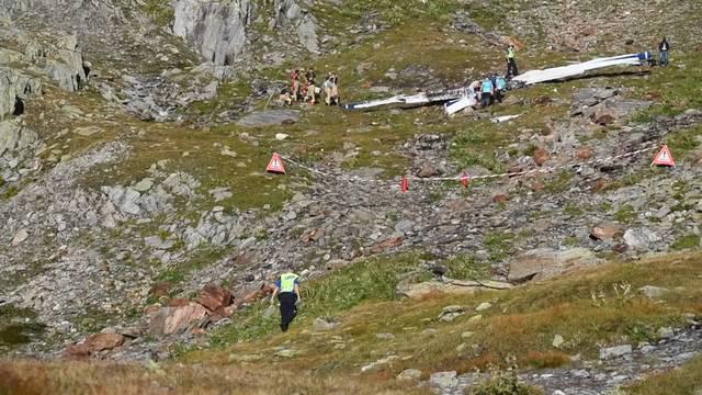 Pilot stirbt bei Flugzeugabsturz im Tessin