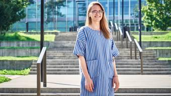 Stella Ginesi (26) werden ihre gestalterischen Fähigkeiten bei ihrer Tätigkeit als Primarlehrerin zugutekommen.