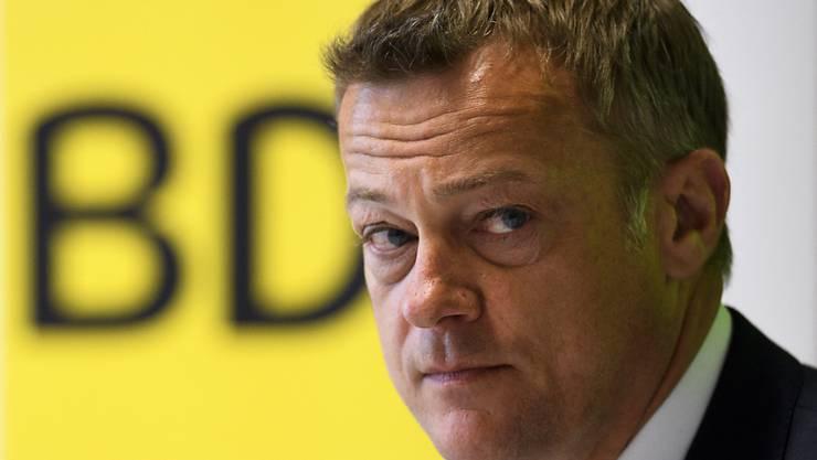 Der Glarner Nationalrat Martin Landolt will Anfang 2020 das Präsidium der BDP abgeben. (Archivbild)
