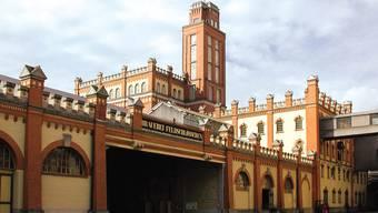 Die Feldschlösschen-Brauerei in Rheinfelden. (Archiv)