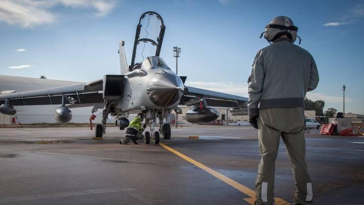 Die Türkei hat deutschen Parlamentsabgeordneten einen Besuch bei den auf dem Luftwaffenstützpunkt Incirlik stationierten deutschen Soldaten untersagt. (Archiv)