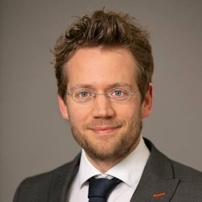 Ueli Nef, Leiter Rechtsdienst St.Galler Gesundheitsdepartement