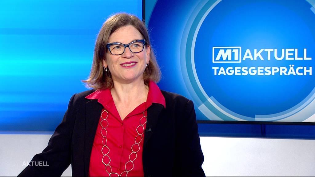 Franziska Graf über ihre Regierungsratskandidatur