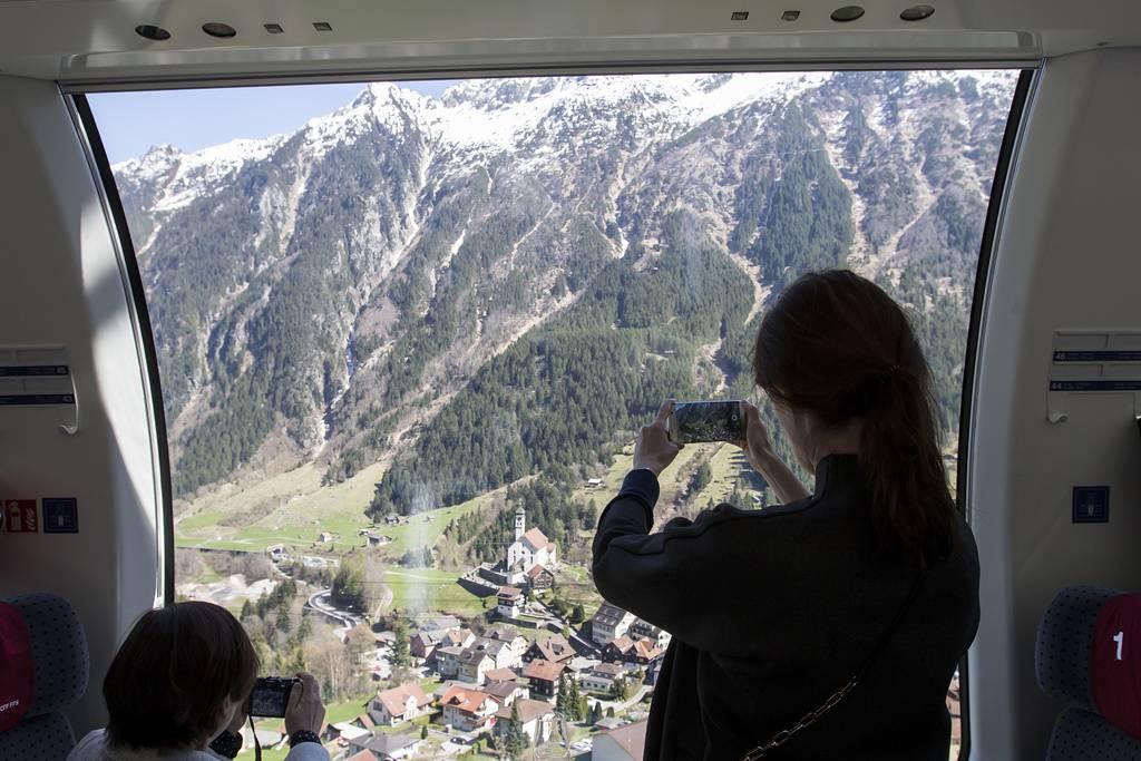 Gotthard Panorama