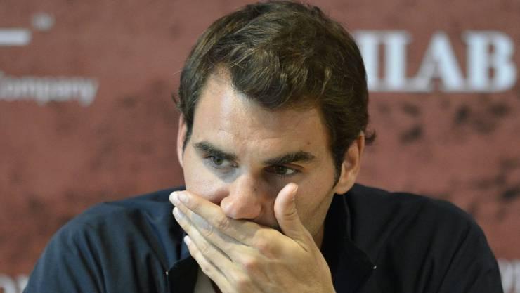 Roger Federer bricht die Saison vorzeitig ab. Auch die Sommerspiele in Rio kann er nicht bestreiten.