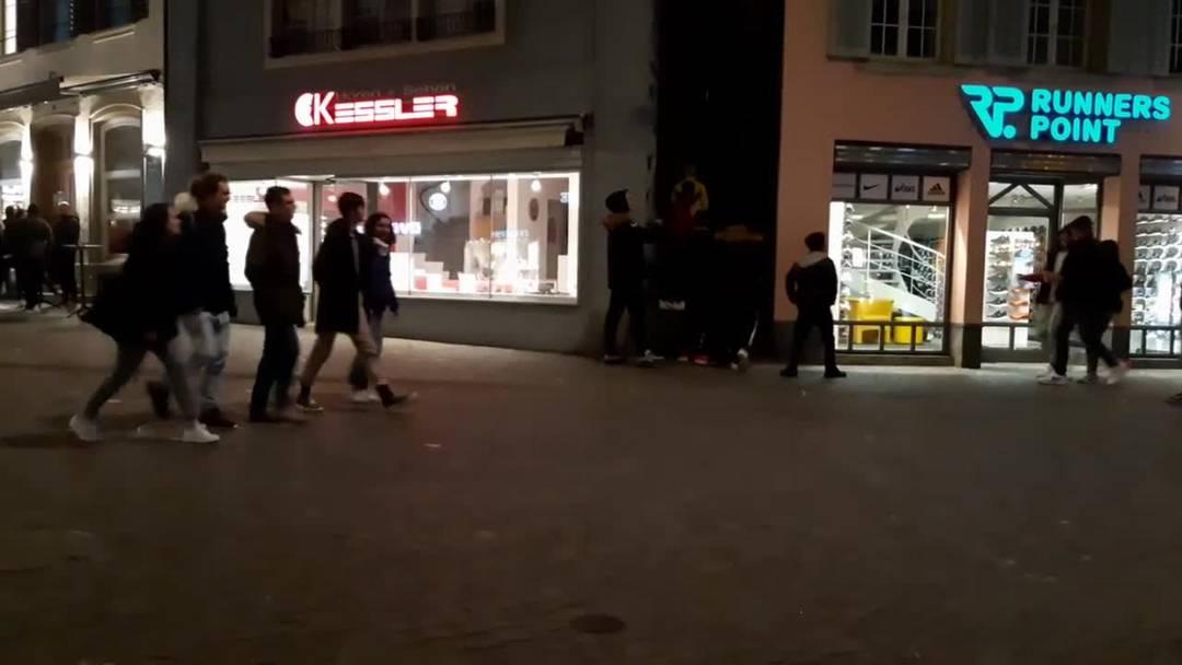 Impressionen aus der Badener Innenstadt