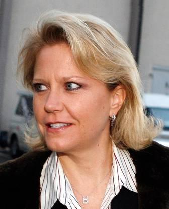 Juni bis Oktober 2001 Finanzchefin. Heute Finanzchefin beim US-Pharmakonzern Celgene.