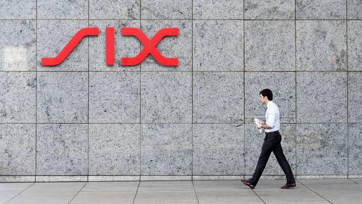 SIX will die spanische Börse kaufen. (Archivbild: Keystone/Ennio Leanza, Zürich, 7. März 2016)