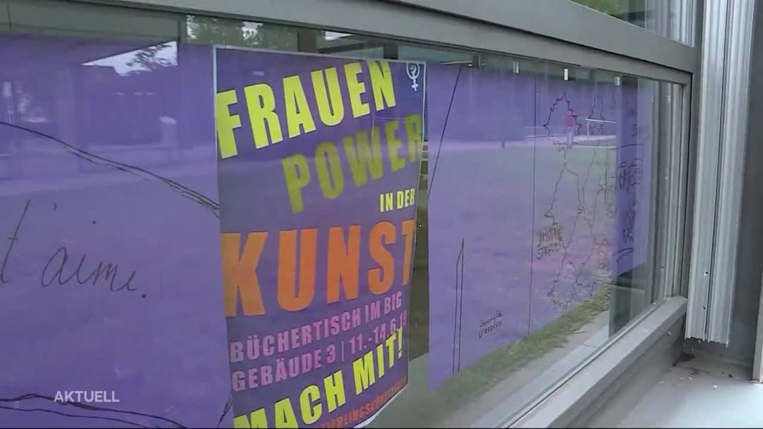 Jungfreisinnige kritisieren Kanti Baden wegen Frauenstreik