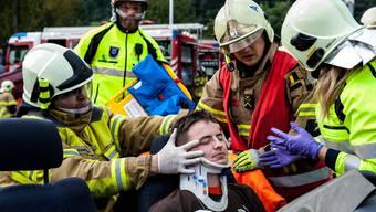 Fünfter internationaler Feuerwehr- und Bevölkerungsschutztag
