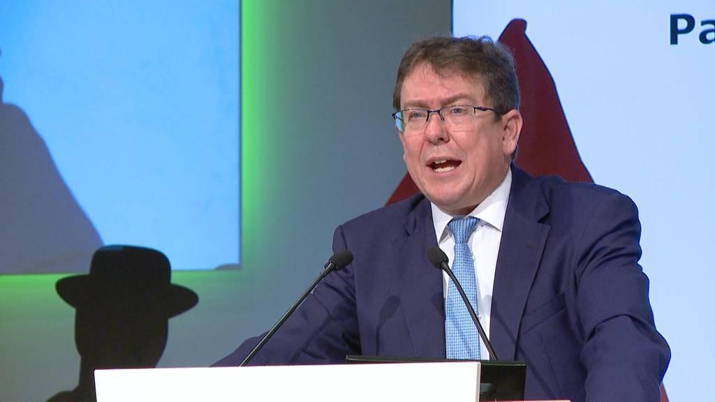 Albert Rösti tritt zurück
