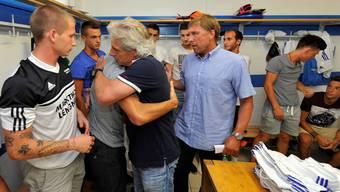 FC Grenchen steht ohne Trainer und ohne Sportchef da