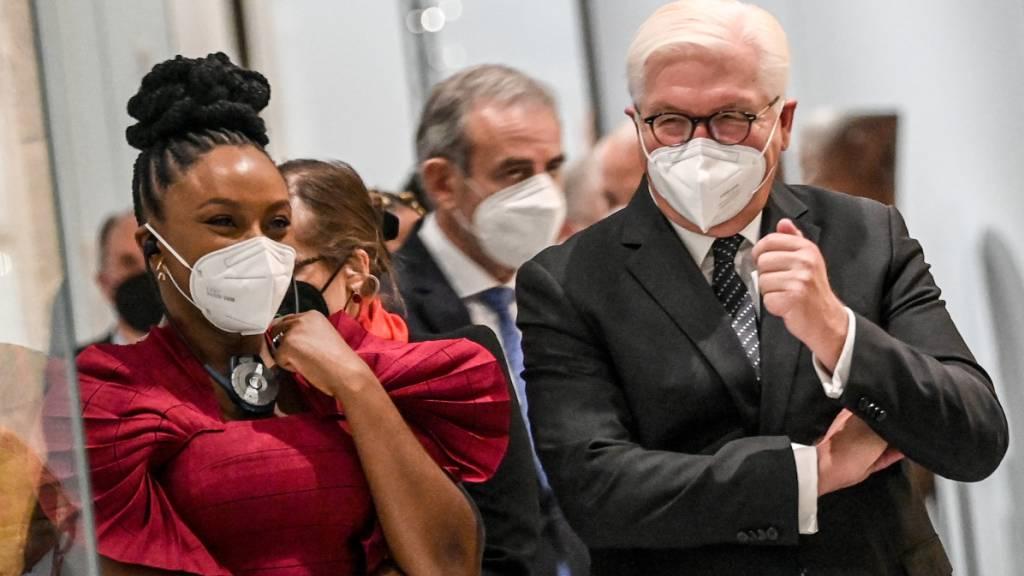 Steinmeier: Unrecht der Kolonialzeit geht uns als Gesellschaft an