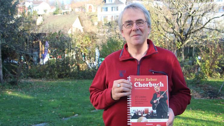Drei Jahre lang hat René Dublanc am Buch gearbeitet.wpo