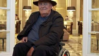 Bertolucci will Rollstuhlfahrern in Rom das Leben erleichtern (Archiv)