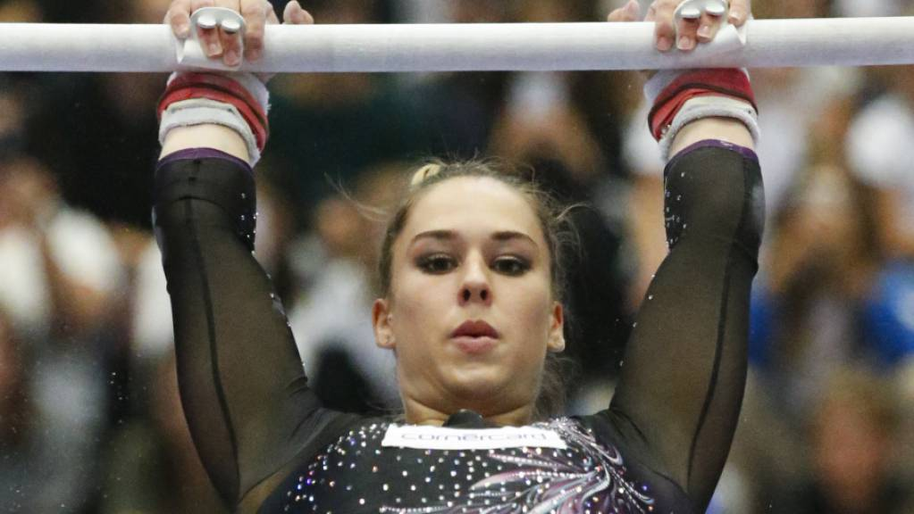Giulia Steingruber wird in Tokio nur im Einzel antreten - das Team verpasste die Olympia-Qualifikation