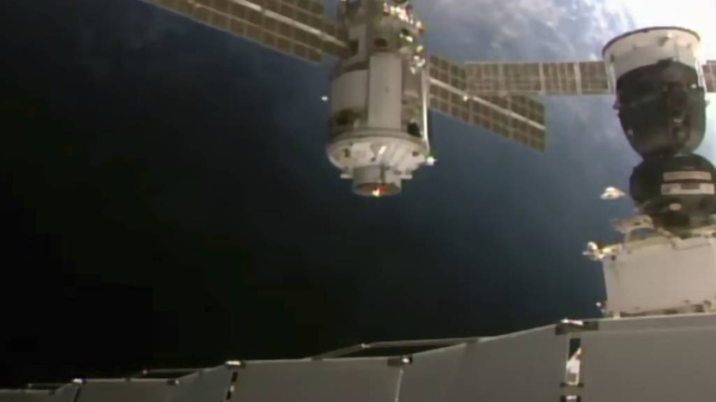 Zwischenfall beim Andocken von Labor an ISS - Raketenstart abgesagt
