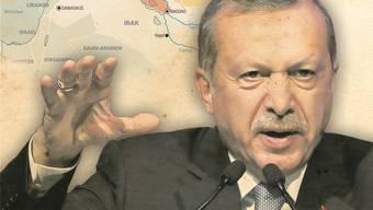 Recep Tayyip Erdogan, türkischer Staatspräsident: «Mit jenen, die unsere nationale Einheit und Brüderlichkeit bedrohen, kann es keinen Friedensprozess geben.»