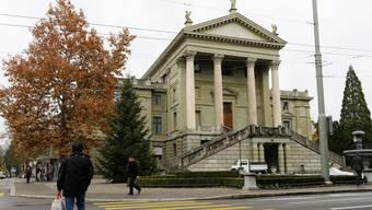 Das Stadthaus ist Regierungssitz des Winterthurer Stadtrats. (Archivbild)