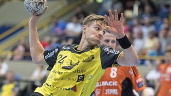 Tobias Wetzel und St. Otmar St. Gallen verloren gegen Suhr Aarau und ermöglichten den Aargauern die Qualifikation für die Finalrunde