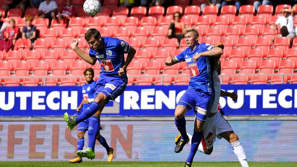 Schwieriges Auswärtsspiel für den FC Luzern