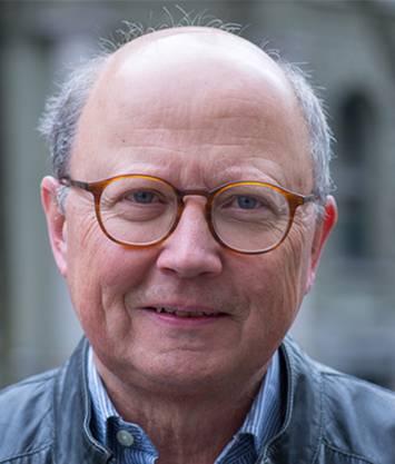 Beat Bühlmann (67), ehemaliger Journalist und Gerontologe