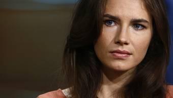 Die angeklagte US-Amerikanerin Amanda Knox wurde in zweiter Instanz schuldig gesprochen.
