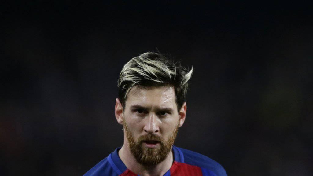 Lionel Messi reist nicht nach Zürich an die Gala der FIFA
