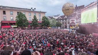 Der Europa-League-Final lockte tausende Fans nach Basel. (Archiv)