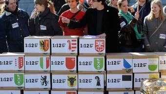 Vor den Wahlen 2015 gibt es keine Initiativenflut (Symbolbild)