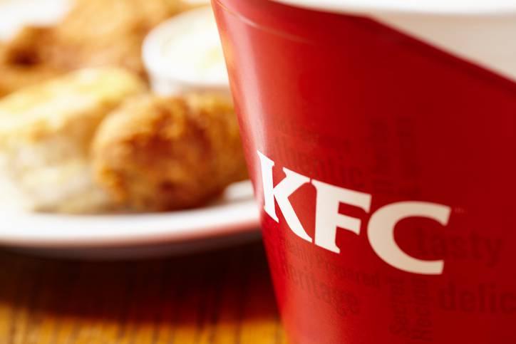 Erstaunliche Tradition in Japan –Kentucky Fried Chicken.