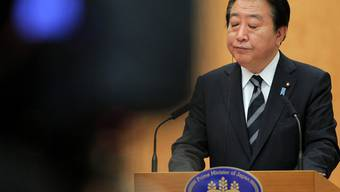 Will einen besseren Energiemix für Japan: Premier Yoshihiko Noda
