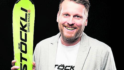 Christian Gut, Marketingleiter von  Stöckli, sagt: «Wir bauen unser Angebot für Frauen massiv aus.»