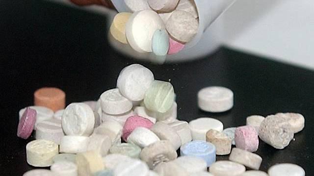 Die Teilnehmer des Seminars litten wegen der genommenen Drogen unter Wahnvorstellungen, Krämpen oder Atemnot. (Symbolbild)