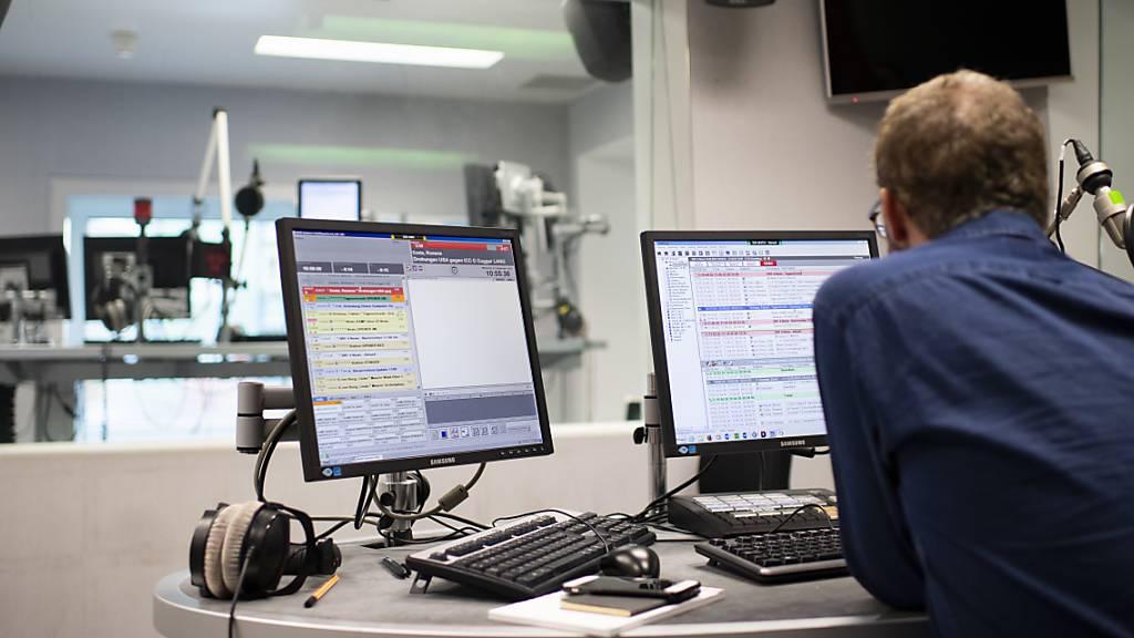 In- und Auslandredaktion von Radio SRF bleiben in Bern