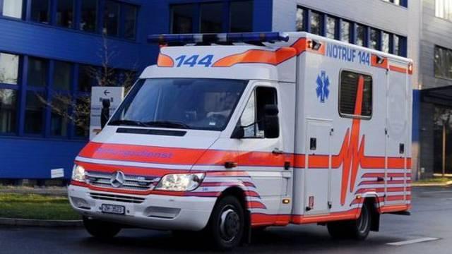 Eine Ambulanz von Schutz und Rettung Zürich (Symbolbild)