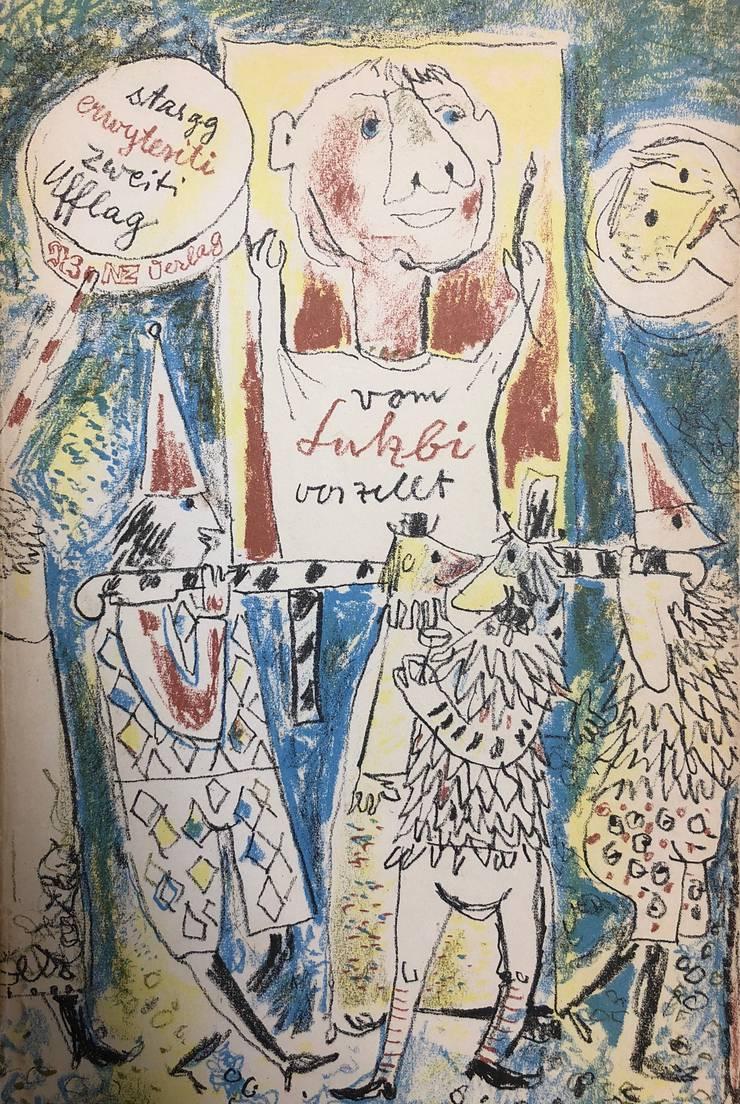 Das Buch von Max Sulzbachner: «Vom Sulzbi verzellt».