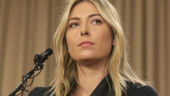 Maria Scharapowa nur noch 15 Monate gesperrt